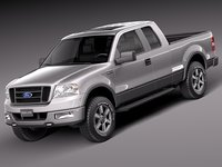 Ford F150 Extended Cab 2004-2007