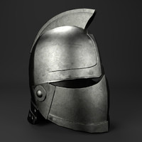 video helmet 3d model
