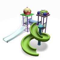 playpark equipment fun 3d 3ds