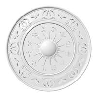 zodiac rosette 3d model
