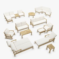 Ventura - Teak Outdoor Furniture Collection