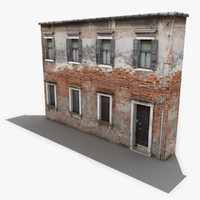 building venice 3d max