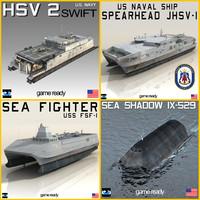 uss navy 3ds