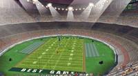 football field 3d max