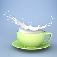 splash milk cup lwo