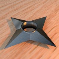 3ds shuriken cut