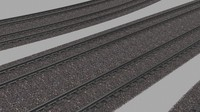 3d train track