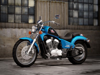Honda Shadow VLX