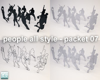 people all style - packet 07