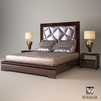 bed bedroom set max