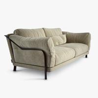 ligne roset cityloft sofa 3d model