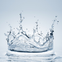 3ds max water splash