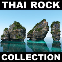 Thailand Rock Collection