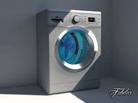 3ds max ifb washing machine