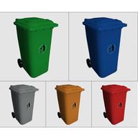 3d bin waste