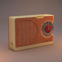 antique radio max