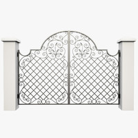 Wrought Iron Gate 29