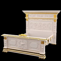 3ds max furniture classical antiquarian style
