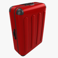 red baggage