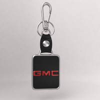 realistic gmc car key 3d model