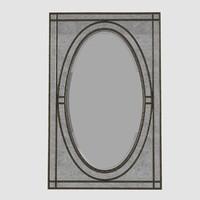 lhome mirror nmh5hch 3d max