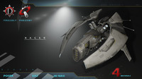 Zeneca Racer