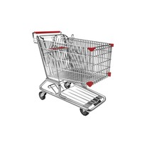 maya shopping trolley