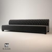 promemoria adriano sofa 3d max