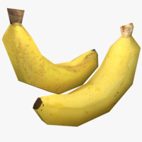 banana ready 3d 3ds