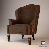 maya visionnaire alice armchair