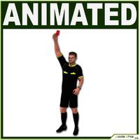 ref referee 3d max