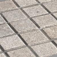 paving stones 06 3d model