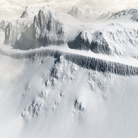 terrains landscape road 3d model