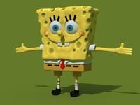 maya sponge bob