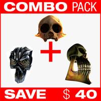 COMBO Skulls (Cyber + Toon + Monkey)