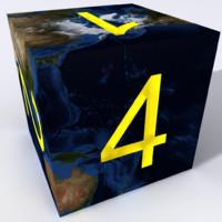 3d die sharp dice