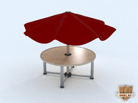 table bar 3d model