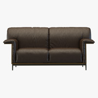 sofa shangrila 3d model