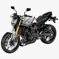 3d yamaha fz1