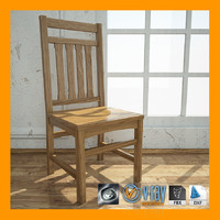 3d model solid oak dining room