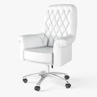 office armchair obj