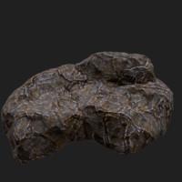 stone 3d fbx