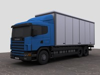 3ds max scania r-series