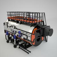 Boiler VTF