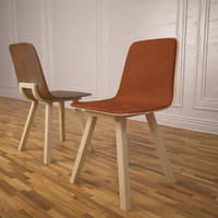 3d kuskoa dining chair alki
