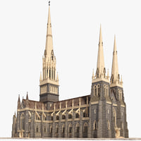 St Patricks Cathedral Church Melbourne