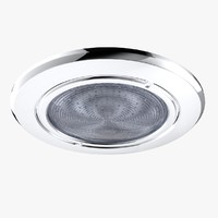 office ceiling light 3d model