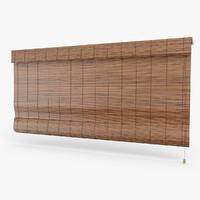 3dsmax wooden blinds