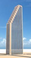 3d skyscraper nr 18 model