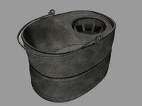 3ds max mop bucket